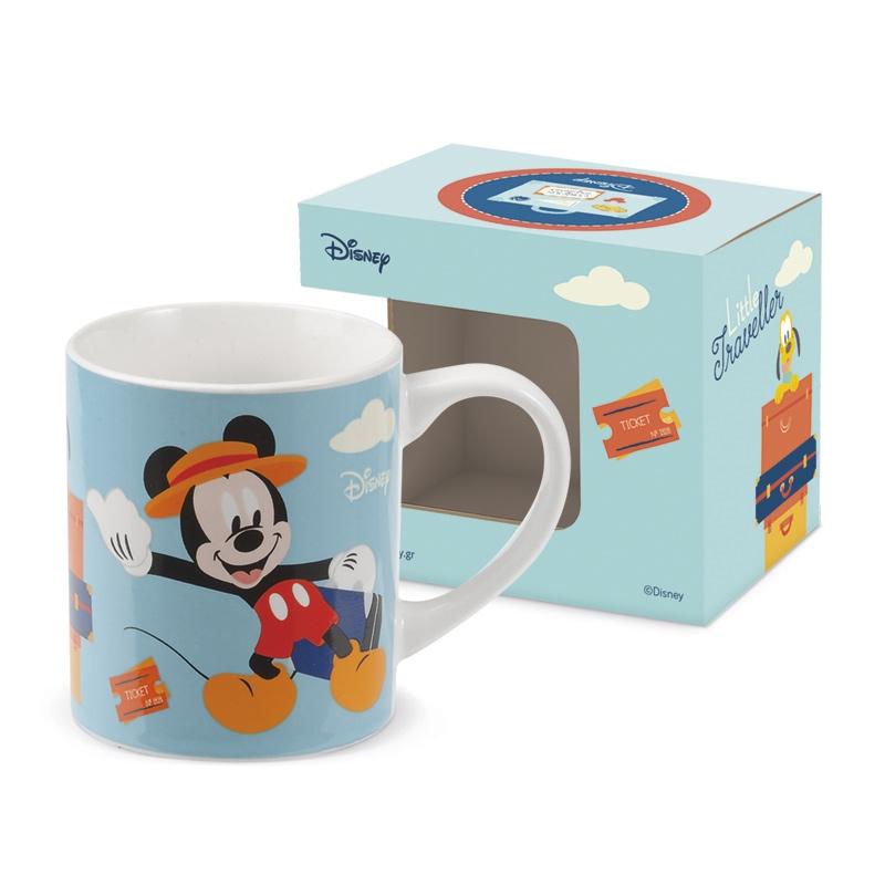 03b4fe38f991 ΓΑΜΟΣ - ΒΑΠΤΙΣΗ   Μπομπονιέρα Βάπτισης κούπα πορσελάνη Mickey Travel ...